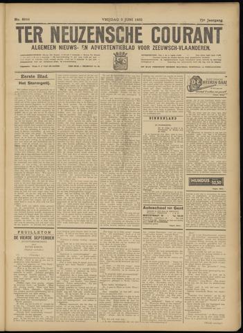 Ter Neuzensche Courant. Algemeen Nieuws- en Advertentieblad voor Zeeuwsch-Vlaanderen / Neuzensche Courant ... (idem) / (Algemeen) nieuws en advertentieblad voor Zeeuwsch-Vlaanderen 1932-06-03