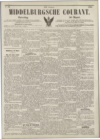 Middelburgsche Courant 1901-03-30