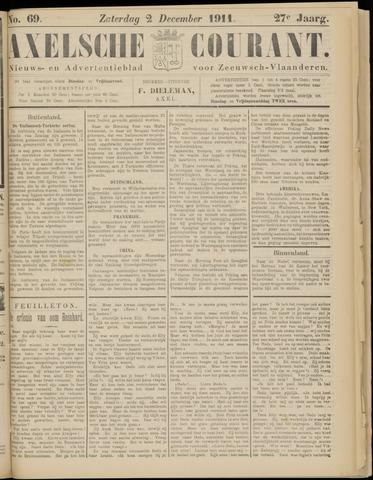 Axelsche Courant 1911-12-02