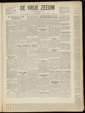 de Vrije Zeeuw 1949-12-12