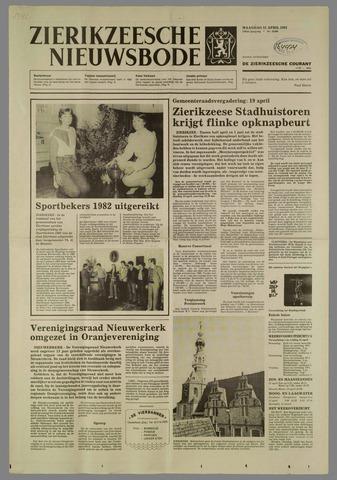 Zierikzeesche Nieuwsbode 1983-04-11
