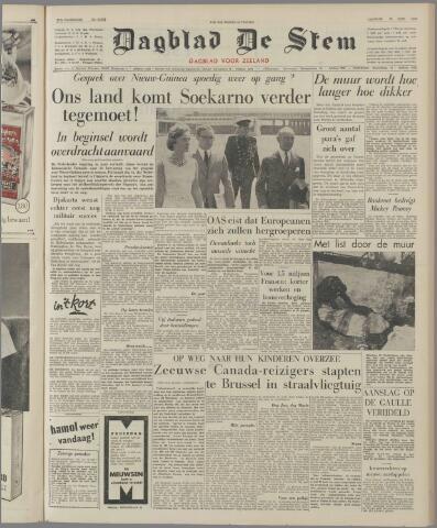 de Stem 1962-06-15