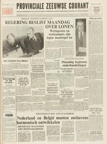 Provinciale Zeeuwse Courant 1968-05-11