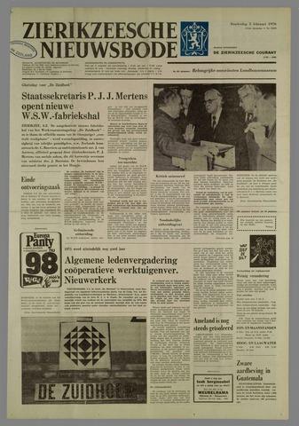 Zierikzeesche Nieuwsbode 1976-02-05