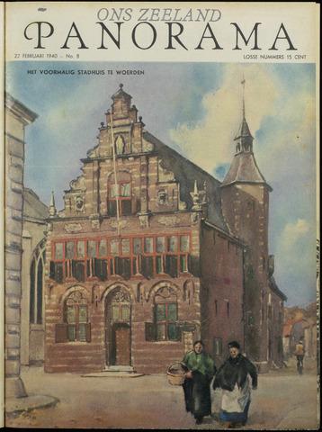 Ons Zeeland / Zeeuwsche editie 1940-02-22