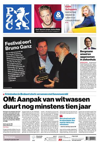 Provinciale Zeeuwse Courant 2017-09-16