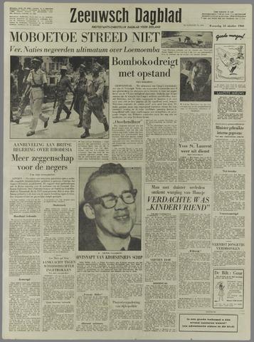Zeeuwsch Dagblad 1960-10-12