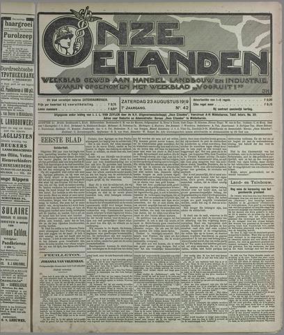 Onze Eilanden 1919-08-23