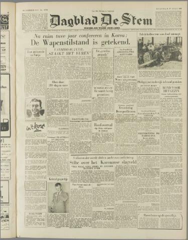de Stem 1953-07-27