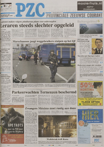 Provinciale Zeeuwse Courant 2006-09-26