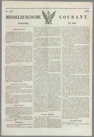 Middelburgsche Courant 1871-06-22