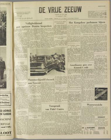 de Vrije Zeeuw 1961-07-28