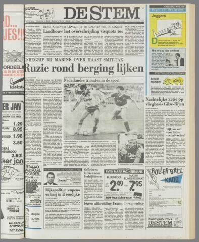 de Stem 1987-04-09