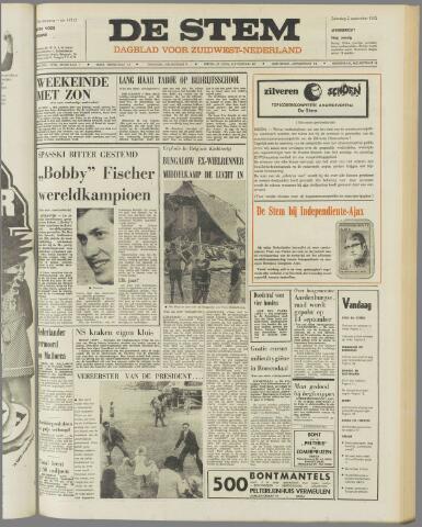de Stem 1972-09-02