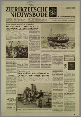 Zierikzeesche Nieuwsbode 1982-07-19