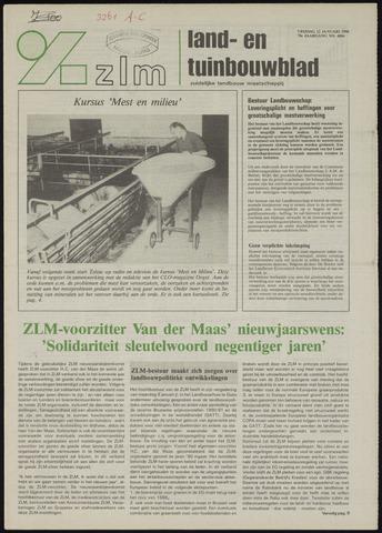 Zeeuwsch landbouwblad ... ZLM land- en tuinbouwblad 1990-01-12