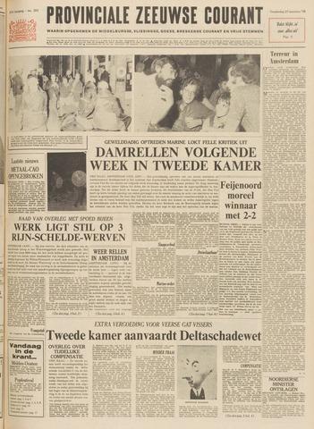 Provinciale Zeeuwse Courant 1970-08-27
