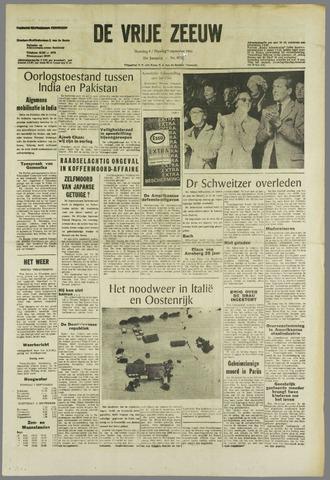 de Vrije Zeeuw 1965-09-06