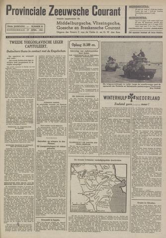 Provinciale Zeeuwse Courant 1941-04-17