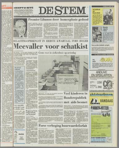 de Stem 1987-06-02