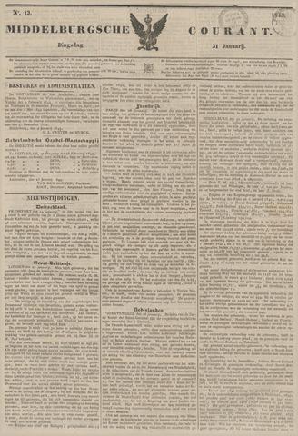 Middelburgsche Courant 1843-01-31