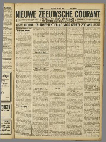 Nieuwe Zeeuwsche Courant 1928-04-28