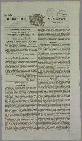 Goessche Courant 1837-07-17
