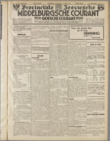 Middelburgsche Courant 1933-04-13