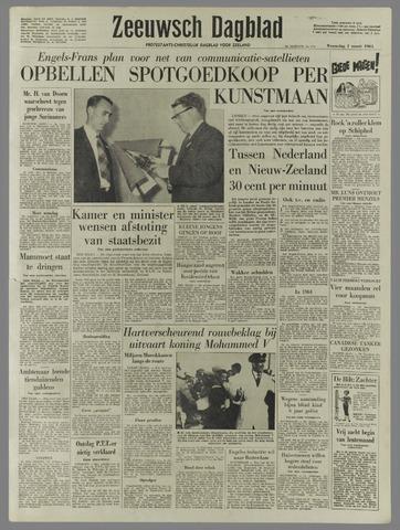 Zeeuwsch Dagblad 1961-03-01
