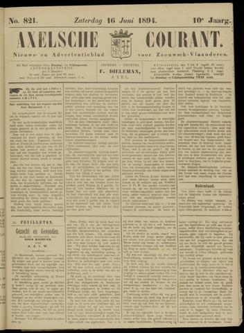 Axelsche Courant 1894-06-16