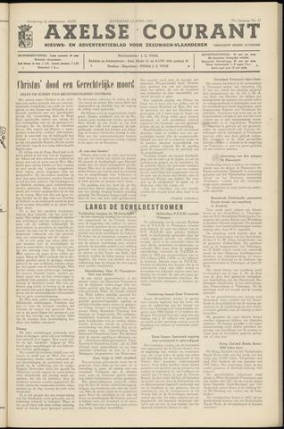Axelsche Courant 1963-04-13