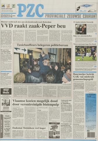 Provinciale Zeeuwse Courant 2000-01-27