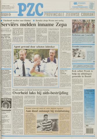 Provinciale Zeeuwse Courant 1995-07-20