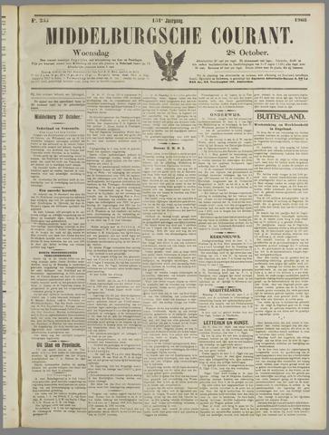Middelburgsche Courant 1908-10-28