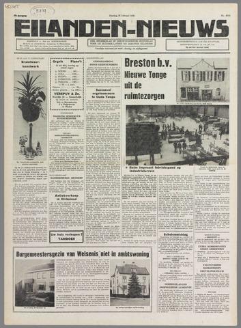 Eilanden-nieuws. Christelijk streekblad op gereformeerde grondslag 1980-02-26