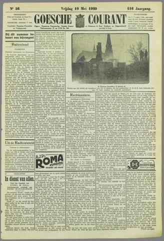Goessche Courant 1929-05-10