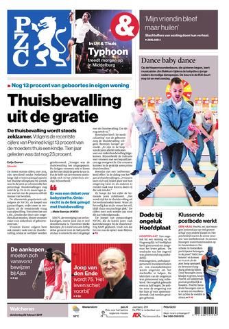 Provinciale Zeeuwse Courant 2017-02-23