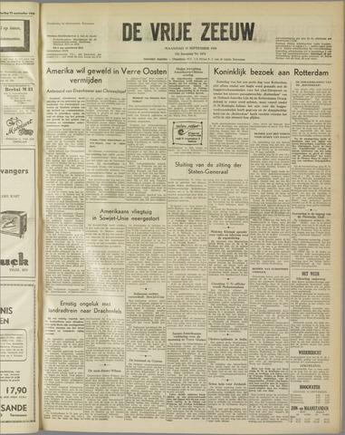 de Vrije Zeeuw 1958-09-15