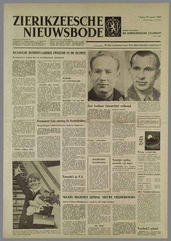 Zierikzeesche Nieuwsbode 1965-03-19