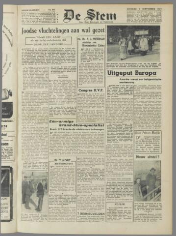 de Stem 1947-09-09