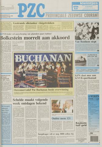 Provinciale Zeeuwse Courant 1996-02-22