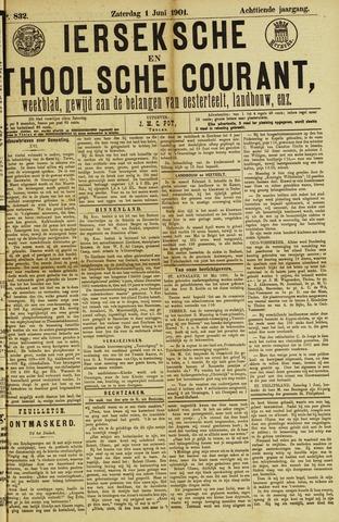 Ierseksche en Thoolsche Courant 1901-06-01