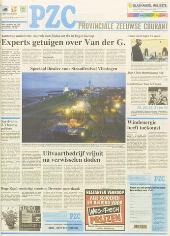 Provinciale Zeeuwse Courant 2003-07-02