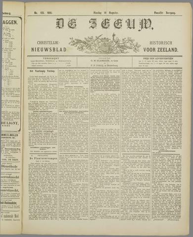 De Zeeuw. Christelijk-historisch nieuwsblad voor Zeeland 1898-08-16