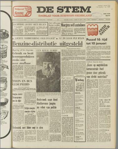 de Stem 1974-01-05