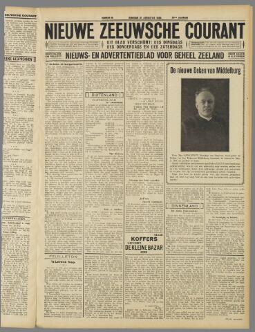 Nieuwe Zeeuwsche Courant 1934-08-21