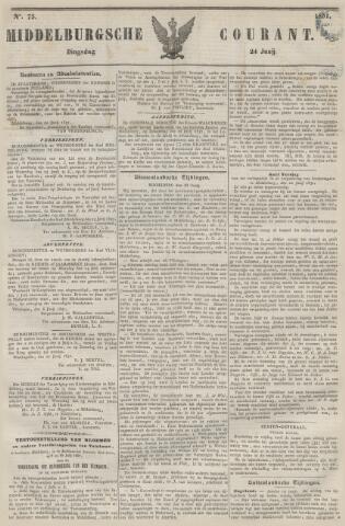 Middelburgsche Courant 1851-06-24