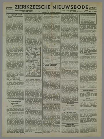 Zierikzeesche Nieuwsbode 1944-01-06