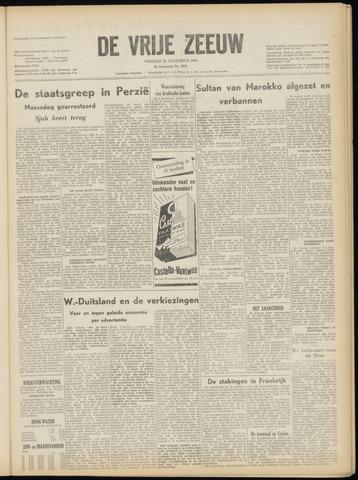 de Vrije Zeeuw 1953-08-21