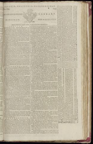 Middelburgsche Courant 1795-08-18